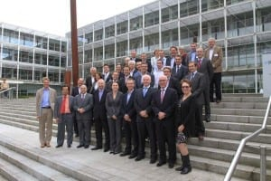 Attendees at the European Learning Industry Group's Annual Meeting